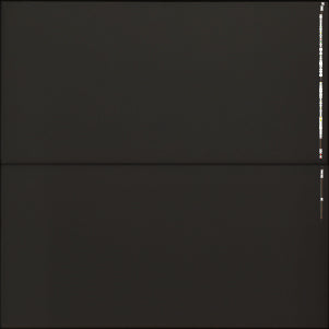 W157 series GT06652 W157529 150x75 glazed gloss black wall tile