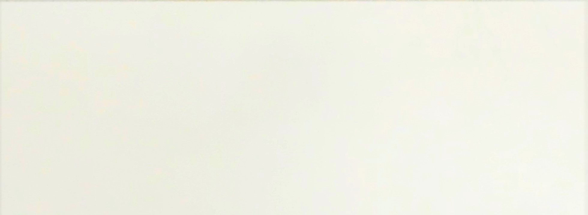 W310 series GT06562 300x100mm Glazed Ceramic Wall Tile Glazed Matt White
