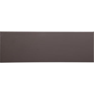 W310 series GT06516 300x100mm glazed ceramic wall tile matt chocolate