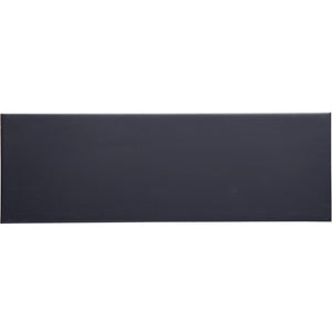 W310 series GT06518 300x100mm Glazed Ceramic Wall tile Matt Black