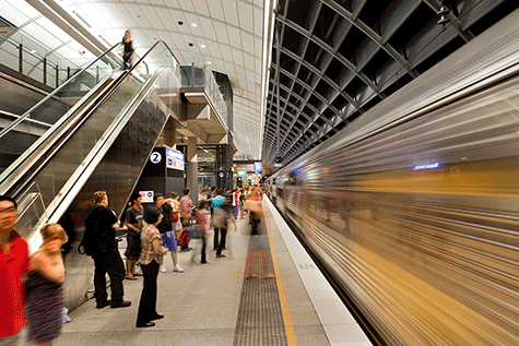 Epping to Chatswood Rail Link