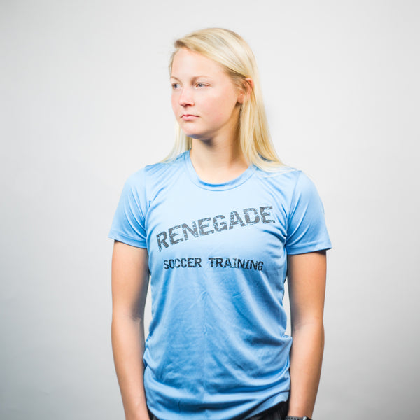 Renegade Grunge Total Control System  -  Dri-Fit T-Shirt (Women's)