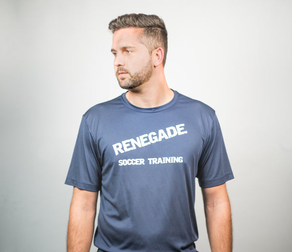 Renegade Grunge Total Control System  -  Dri-Fit T-Shirt (Men's)