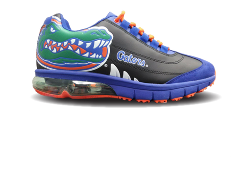 Mens' Gators  Collegiate Sneaker-BLACK, DISCONTINUED COLORS ORDER NOW!
