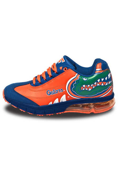 Men's Gators  Collegiate Sneaker- Orange