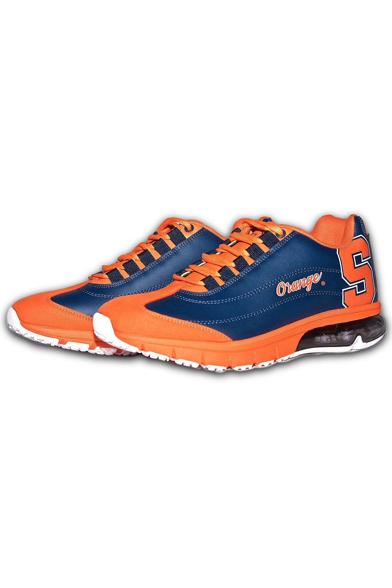 SYRACUSE MEN'S  Collegiate Sneakers-NAVY
