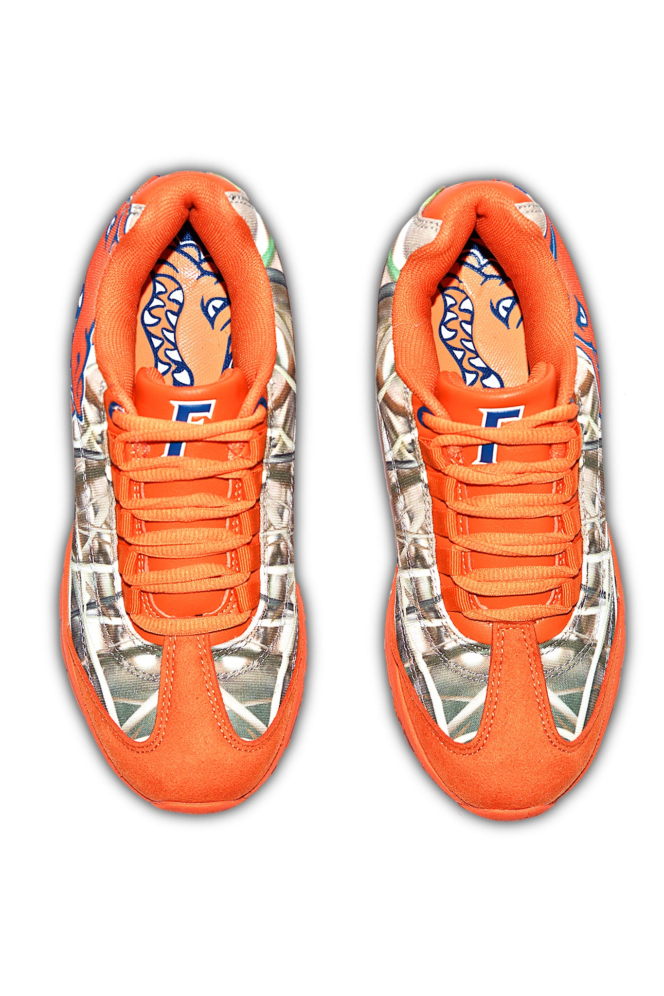 Women's Gators Collegiate Sneaker-ORANGE