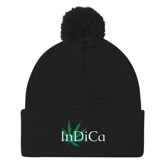 Indica Knit Beanie