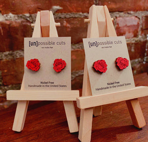 Rose City Earrings
