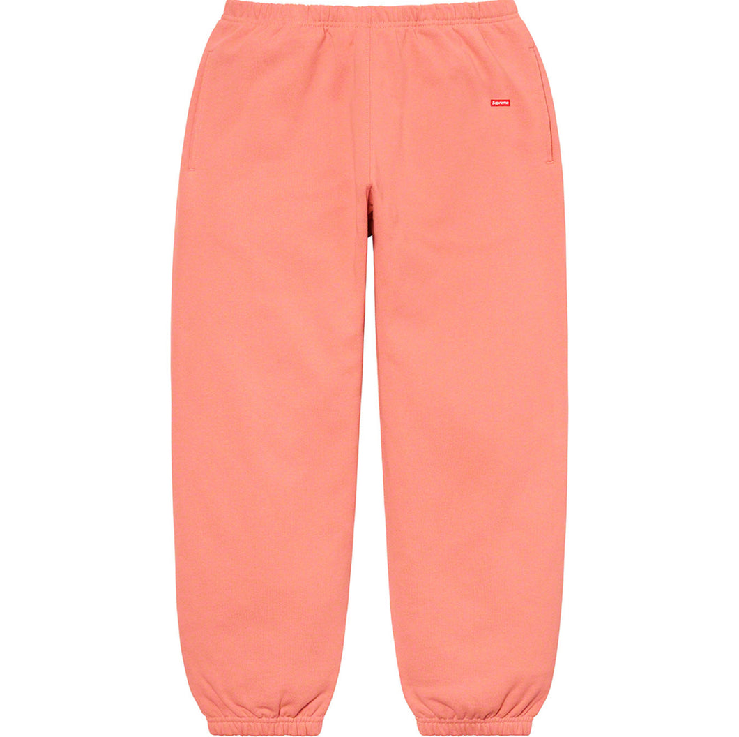 Small Box Sweatpants (CORAL) Medium