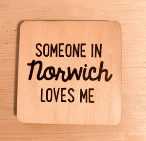 Norwich Love Coaster