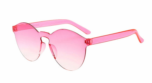 All Clear Pink Sunglasses
