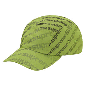 Radial Camp Cap Lime