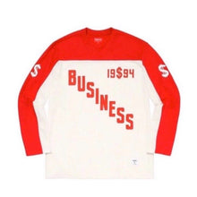 Supreme White Hockey Jersey Large