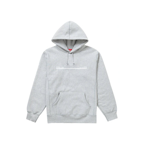 Supreme Shop Hooded Sweatshirt New York