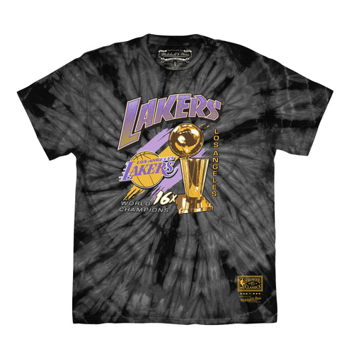 Streak Of Championships Tee Los Angeles Lakers
