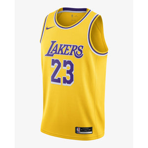 Nike NBA Swingman LeBron James Lakers Icon Edition
