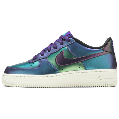 Air Force 1 Low LV8 GS Purple Neptune Green