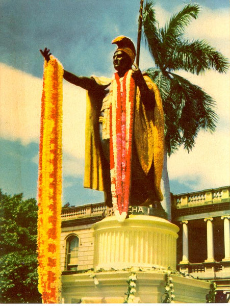 Kamehameha I, Uniter of the Hawaiian Islands