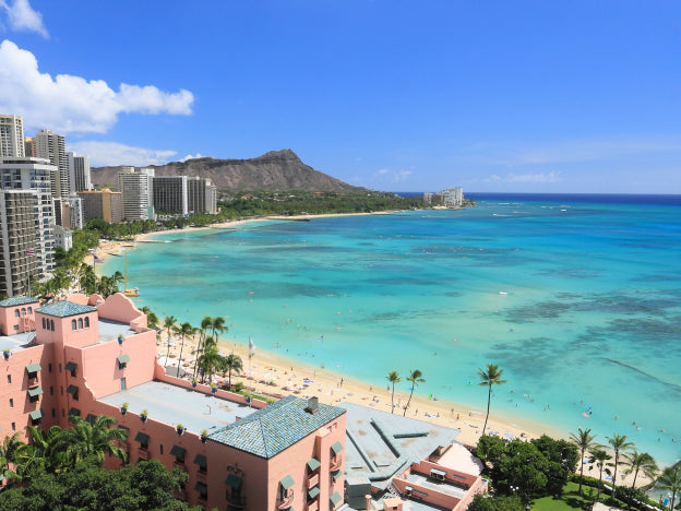 Waikiki Beach-Life's Greatest Beach
