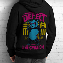2018 Limited Edition Defect Hoodie