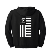 Nation Zip Up Hoodie