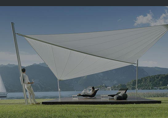 Heavy Duty Shade Sails