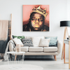 Image of teelaunch Canvas Wall Art 2 Biggie- King of New York