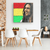 Image of  Bob Marley Canvas Print Wall Art