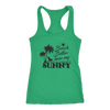 "Image of teelaunch T-shirt Racerback Tank / Kelly / XS Premium ""HAVE MY SUNNY"" Women's Fashion Top"