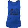 "Image of teelaunch T-shirt Womens Tank / Royal Blue / S Premium ""HAVE MY SUNNY"" Women's Fashion Top"