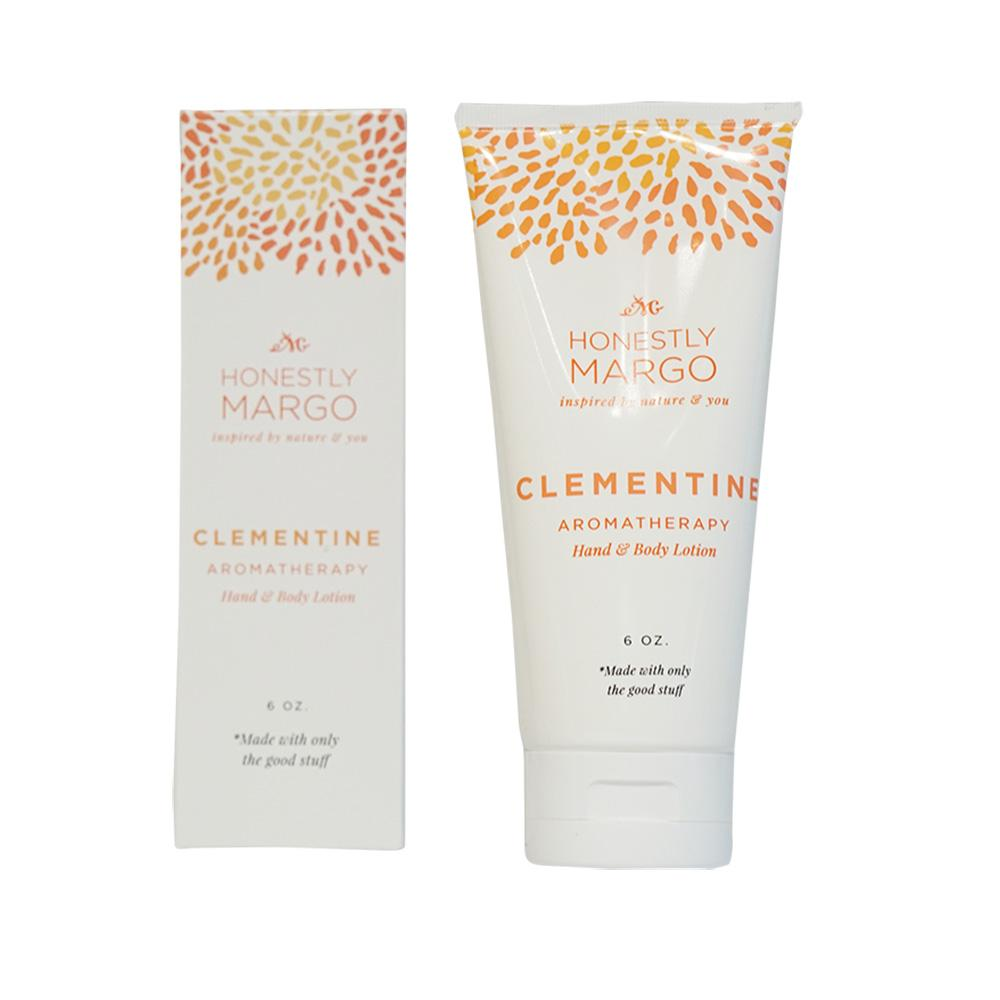 Grapefruit Citrus Clementine Aromatherapy Hand and Body Lotion