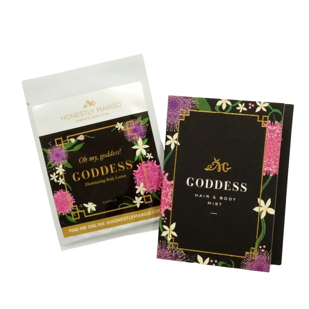 Goddess Sample Duo