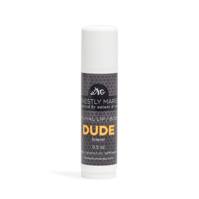 Lemon Dude Lip / Body Balm