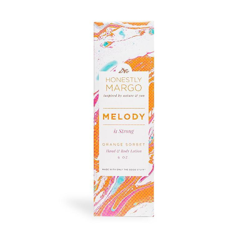 Orange Sorbet Melody Hand & Body Lotion