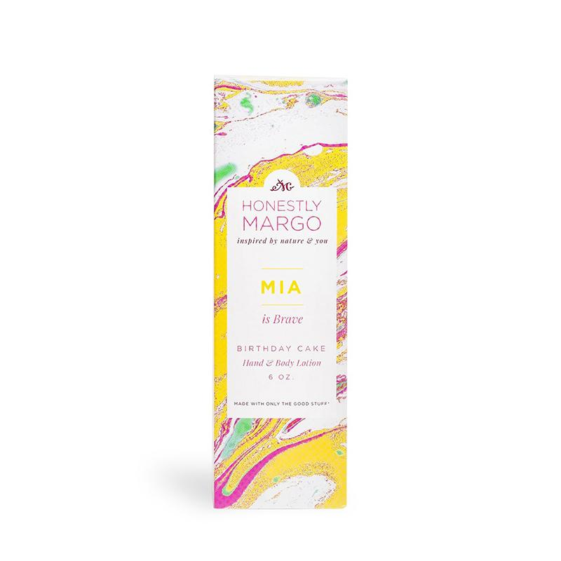 Birthday Cake Mia Hand and Body Lotion