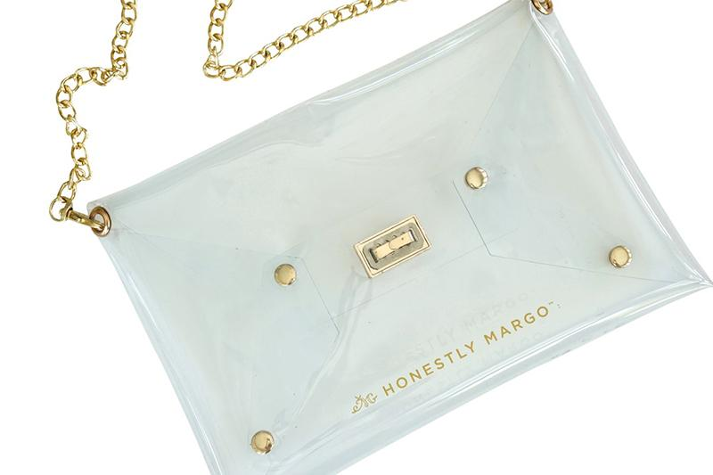 Honestly Margo Clear Bag