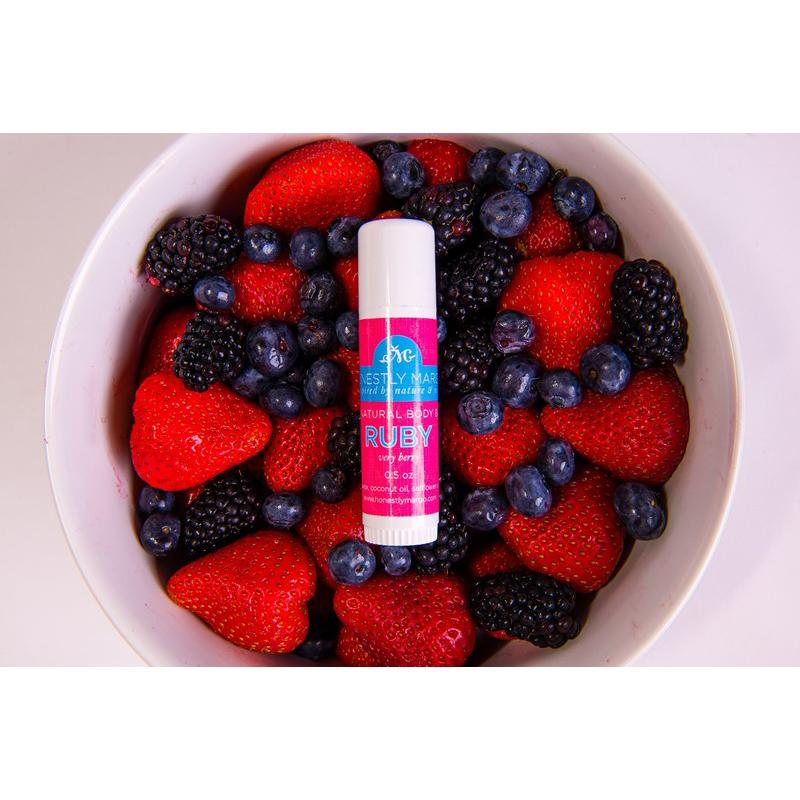Very Berry Ruby Lip / Body Balm