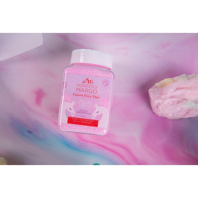 Unicorn Fruity Dreamsicle Fizzy Bath Dust