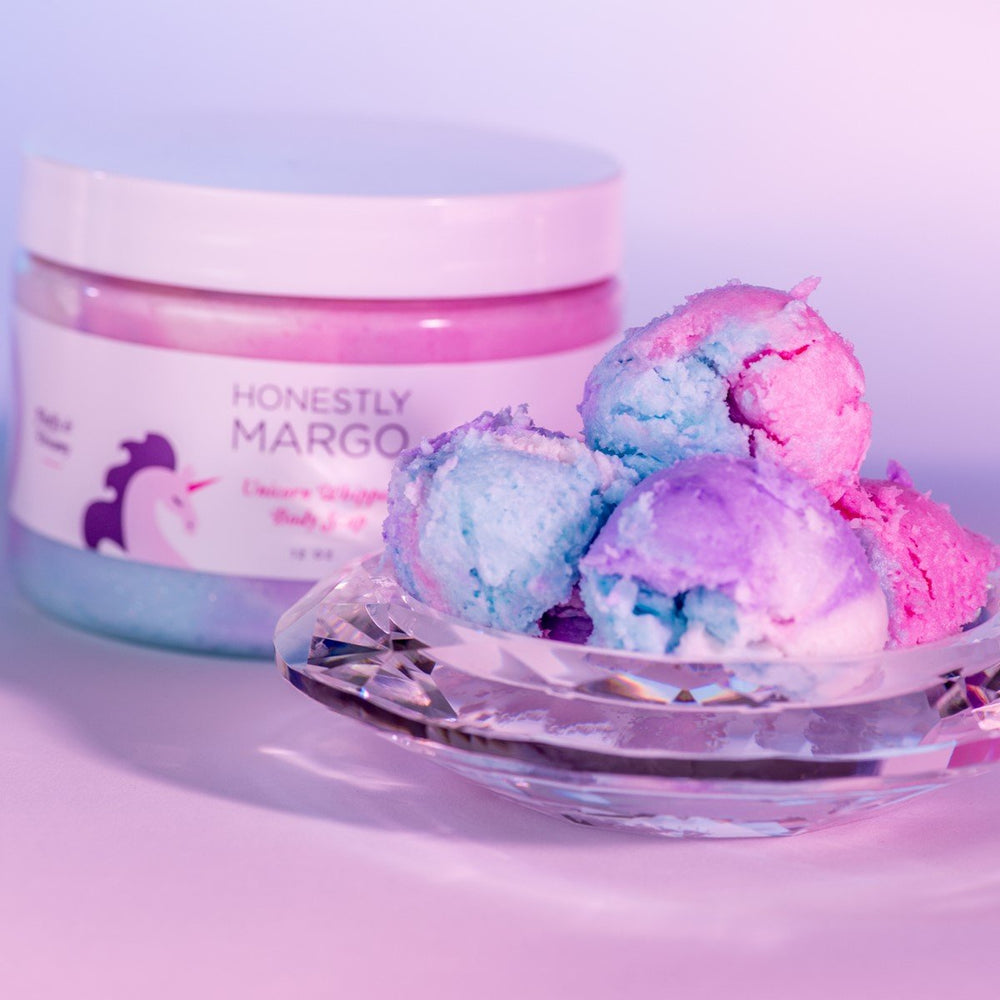Unicorn Fruity Dreamsicle Whipped Body Soap