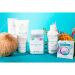 Coconut Escape Felicity Set