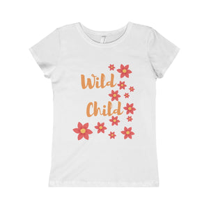 Girls Wild Child Tee