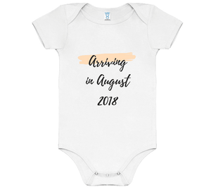 Arriving August 2018