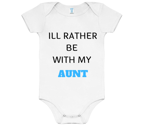 Ill rather be with my aunt