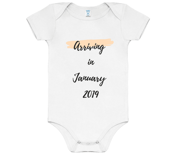Arriving January 2019