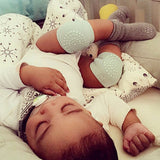 Baby knee cushion pads