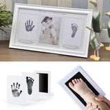 Inkless Clean-Touch Handprint and Footprint Ink Pads