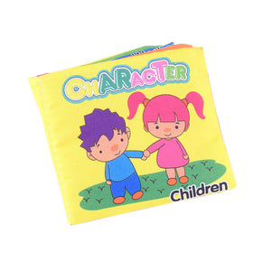 Educational Soft Cloth Books