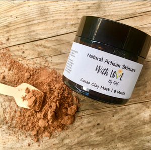 Cacao Clay Mask
