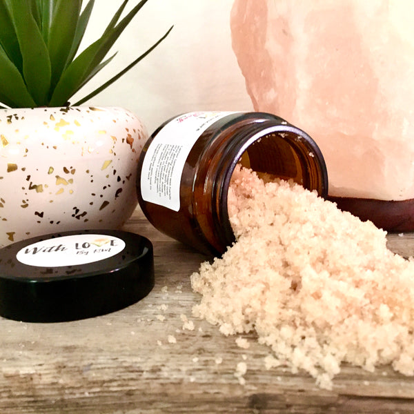 Vanilla Almond Body Scrub